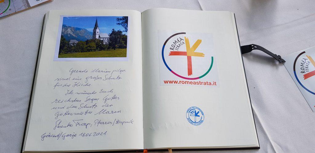 Romea Strata Travel Diary