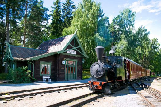 Norwegian Railway Museum (photo - visitnorway.com)